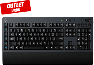 LOGITECH G613 Wireless Mechanical Oyuncu Klavye TR Outlet 1179791