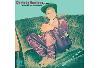 Christy Essien - GIVE ME A CHANCE - (Vinyl)