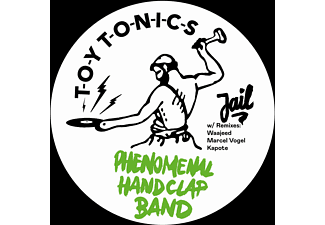 The Phenomenal Handclap Band - JAIL (REMIXES: WAAJEED MARCEL) - (Vinyl)