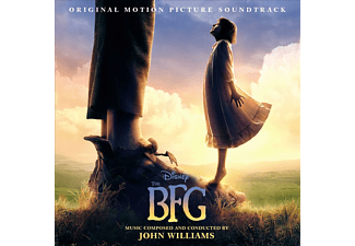 The BFG: Big Friendly Giant OST CD