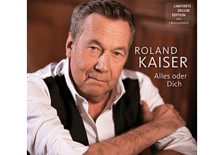 Roland Kaiser - Alles oder Dich (Limitierte Deluxe Edition) - (CD)