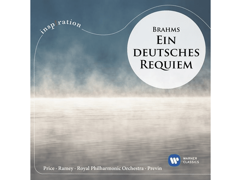 Previn, André/RPO/Price, Margaret - Ein Deutsches Requiem [CD]