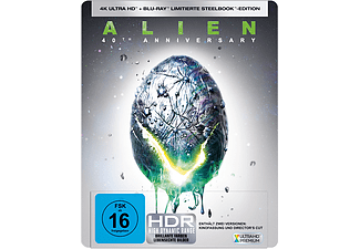 ALIEN 40TH (SteelBook®) - (4K Ultra HD Blu-ray)