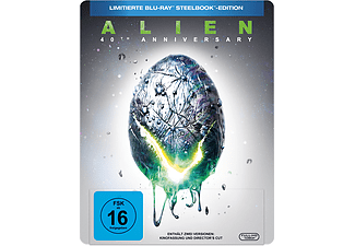Alien 40th (Steelbook) - (Blu-ray)