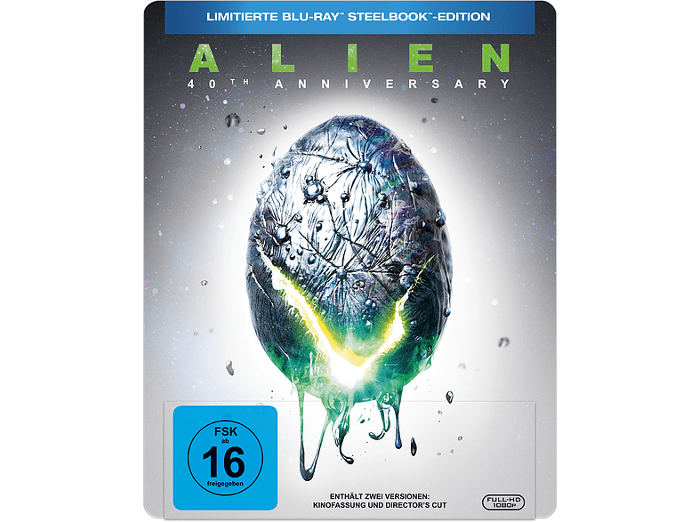 Alien 40th (Steelbook) [Blu-ray]