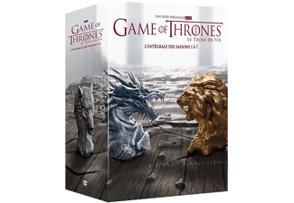 Game of Thrones (Le Trône de Fer) - Saison 1-7 DVD (Inglese, Francese, Spagnolo)