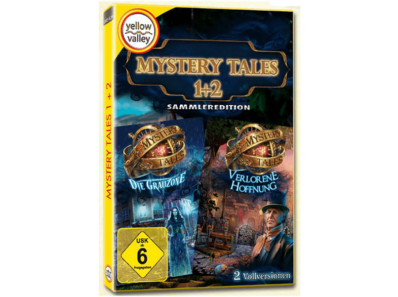 Mystery Tales 1+2 [PC]