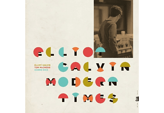 Elliot Galvin - Modern Music - (CD)
