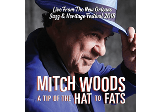 Woods Mitch - A Tip Of The Hat To Fats - (CD)
