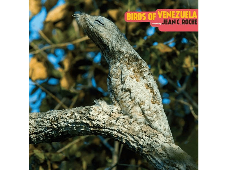 JEAN C. Roche - Birds Of Venezuela,Introducti [Vinyl]
