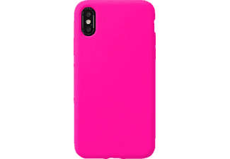 CELLULAR LINE Sensation Handyhülle, Apple iPhone Xs / iPhone X, Fuchsia