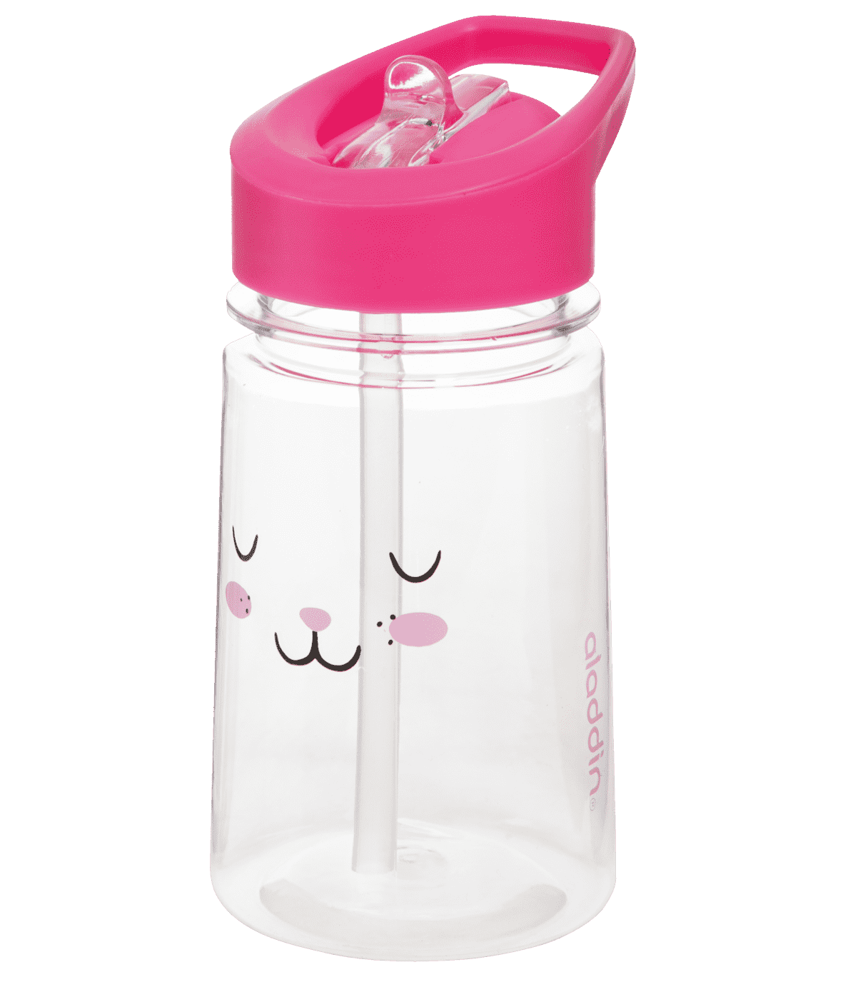 ALADDIN  34909 Zoo Kids Bunny Trinkflasche in Rosa | 06939236349093