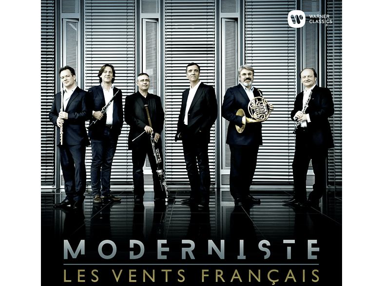 Les Vents Francais - MODERNISTE [CD]