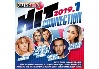Ultratop Hit Connection 2019.1 CD
