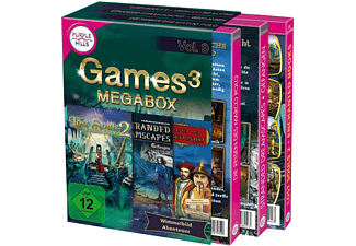 GAMES3 MEGABOX V9 - PC