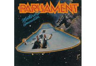 Parliament - Mothership Connection CD
