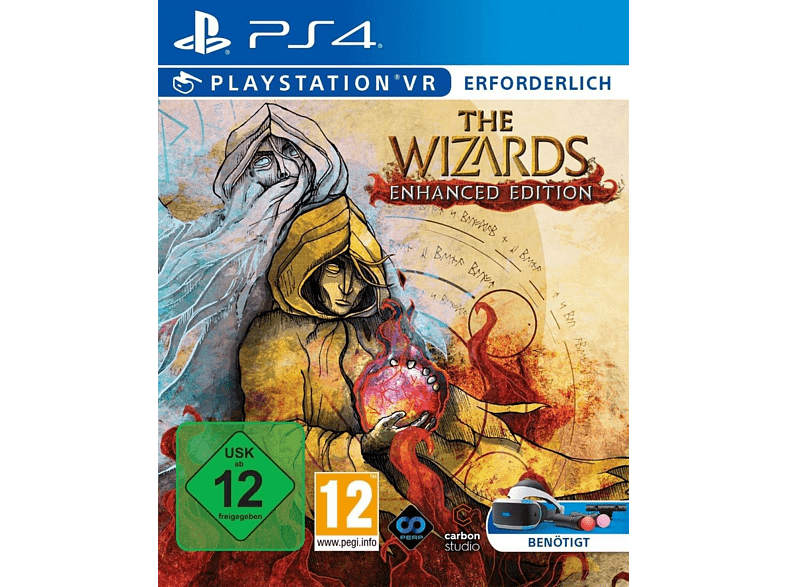 The Wizards VR [PlayStation 4]