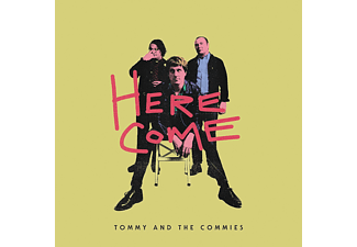 Tommy And The Commies - Here Come... - (Vinyl)