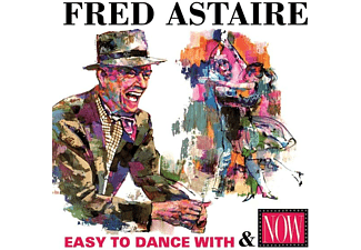 Fred Astaire - Easy To Dance With & Now - (CD)