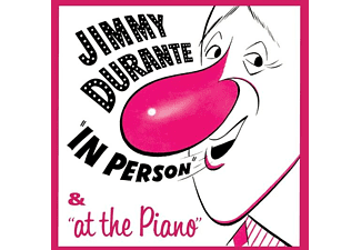 Jimmy Durante - In Person & At The Piano - (CD)