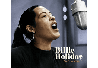 Billie Holiday - Lady In Satin+Stay With Me - (CD)