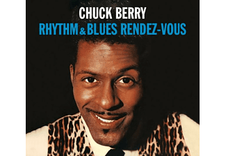Chuck Berry - Rhythm & Blues Rendez-Vous+Rockin' At The Hops - (CD)
