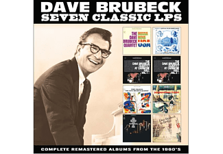 Dave Brubeck - Seven Classic LPS - (CD)