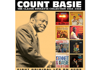 Count Basie - The Classic Roulette Collection 1958-1959 - (CD)