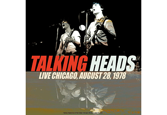 Talking Heads - Best Of Live Chicago: August 28, 1978 LP