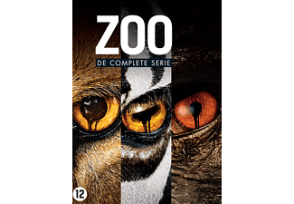 Zoo: The Complete Series - DVD