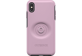 OTTERBOX Otter + Pop Symmetry Handyhülle, Apple iPhone XS Max, Pink