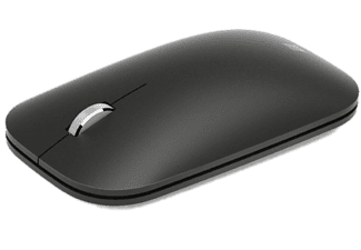 MICROSOFT Surface Mobile Mouse, schwarz, Bluetooth (KTF-00002)