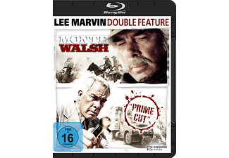 Lee Marvin Double Feature - (Blu-ray)