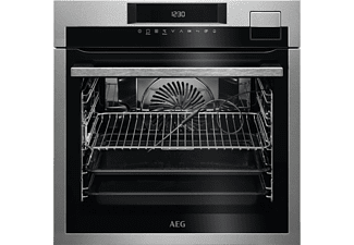 AEG Multifunctionele oven SteamBoost A+ (BSE792220M)