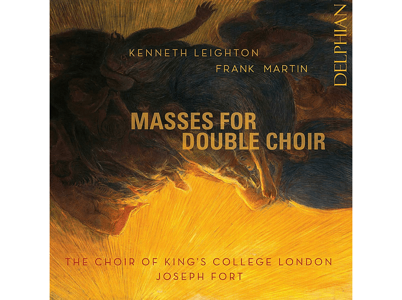 The Choir Of King?s College London \ Joseph For - Masses for Double Choir [CD]