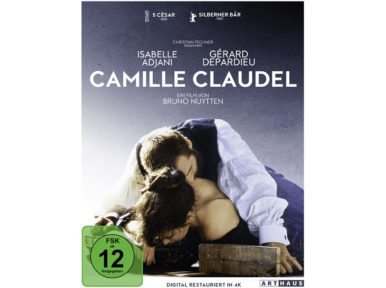 Camille Claudel/30th Anniversary Edition [Blu-ray]