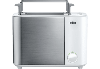 BRAUN ID Collection HT 5010, Toaster, 1000 Watt