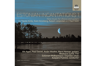 VARIOUS - ESTONIAN INCANTATIONS 1 - (CD)