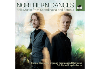 Gunnar Idenstam, Erik Rydvall - NORTHERN DANCES - (CD)