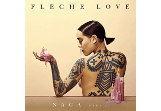 Flèche Love - Naga Part. 1 CD
