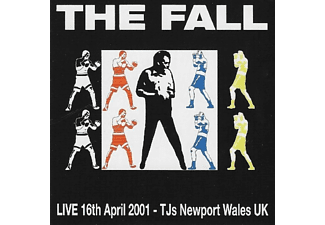 The Fall - Live At TJ's - (CD)