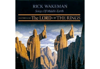 Rick Wakeman - Songs Of Middle Earth - (CD)
