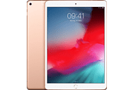 APPLE iPad Air (2019) Cellular, Tablet , 256 GB, 10.5 Zoll, Gold