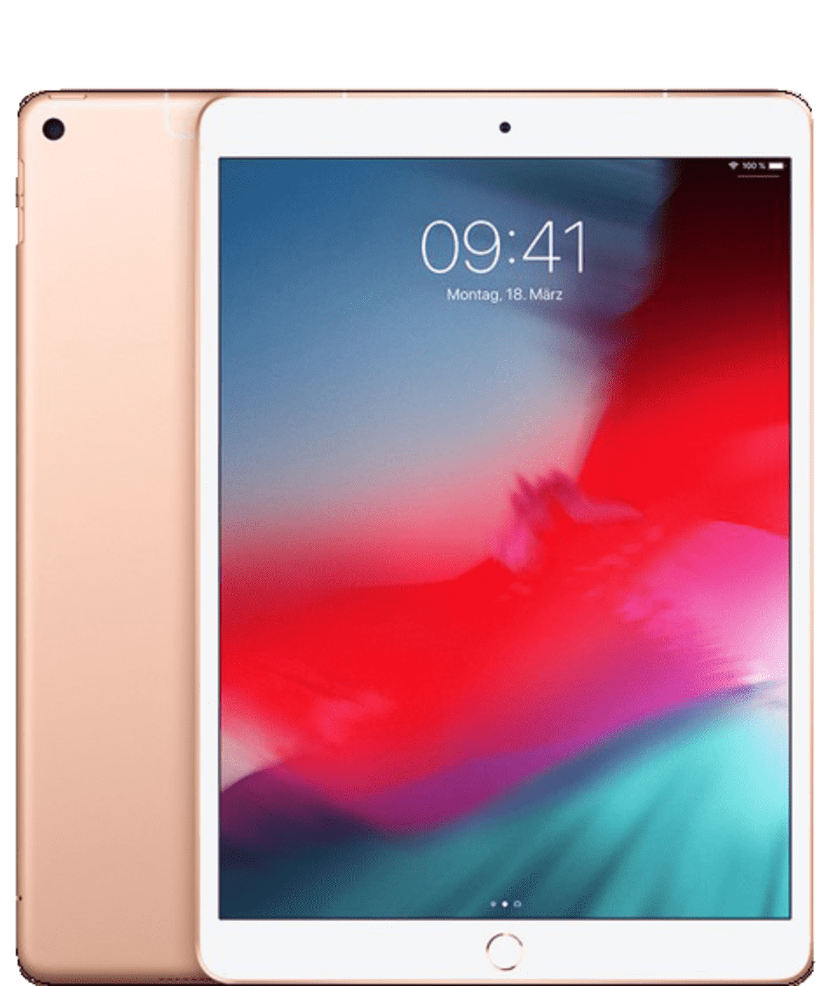 APPLE iPad Air Cellular Tablet, 64 GB in Gold
