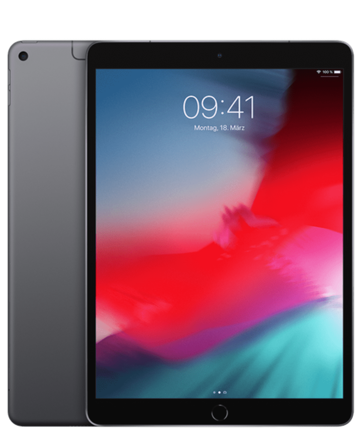 APPLE iPad Air (2019) Cellular Tablet, 256 GB in Space Grey