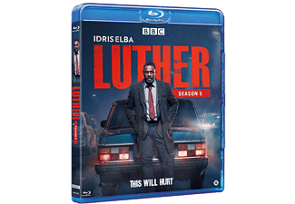 Luther: Seizoen 5 - Blu-ray