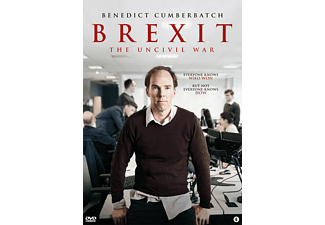 Brexit: The Uncivil War - DVD