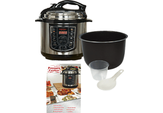 STARLYF 2001184 Pressure Cooker, Multikocher, 1000 Watt