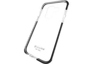CELLULARLINE Cover Tetra Force Shock Twist Cover Galaxy A6 (2018) Transparent (TETRACGALA6PL18T)
