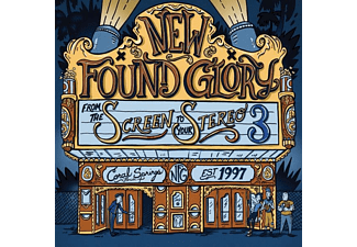 New Found Glory - From The Screen To Your Stereo 3 (Black Vinyl) - (Vinyl)